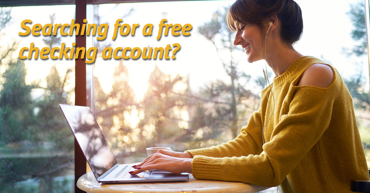 Free checking accounts. Are they really free?