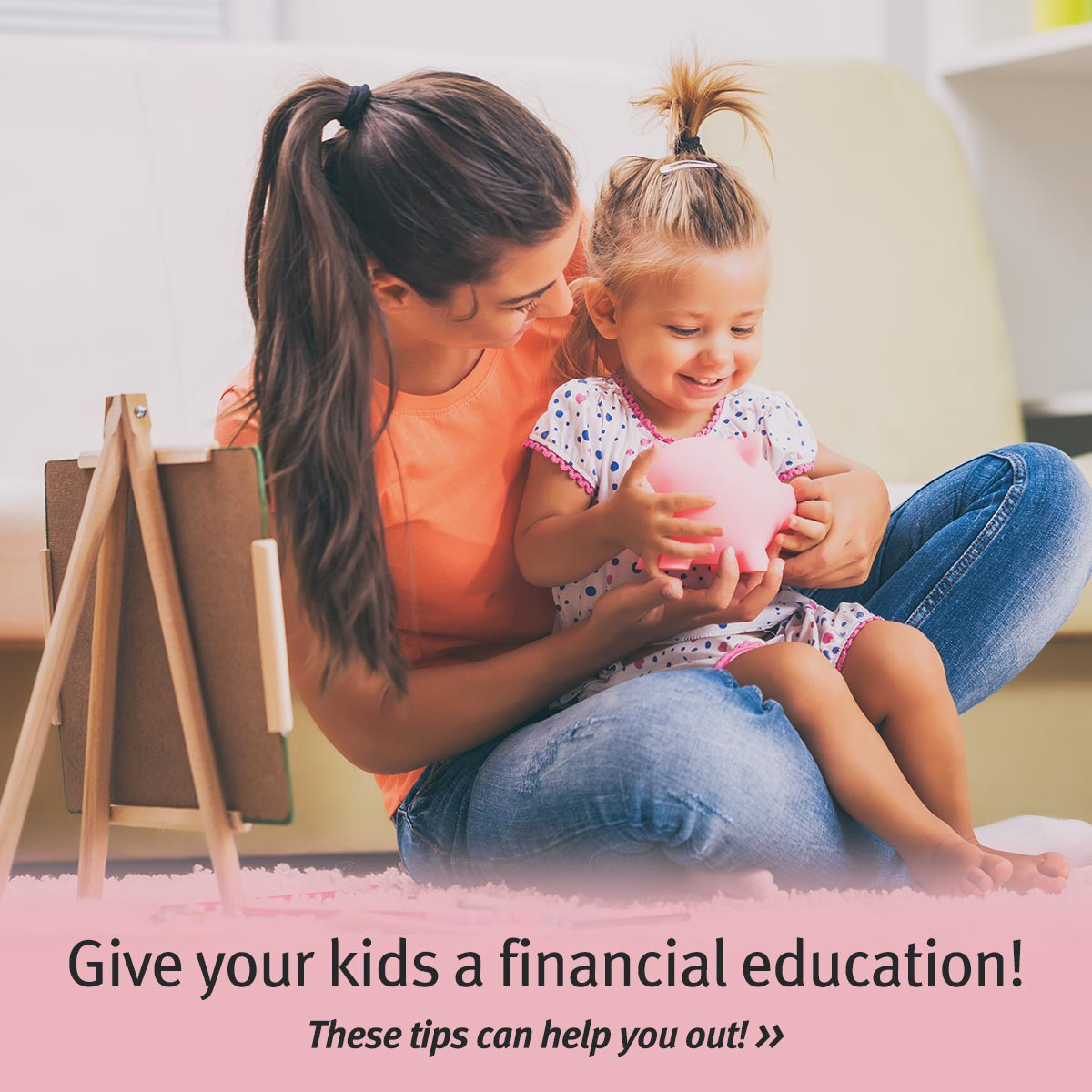 Give Your Kids A Financial Education