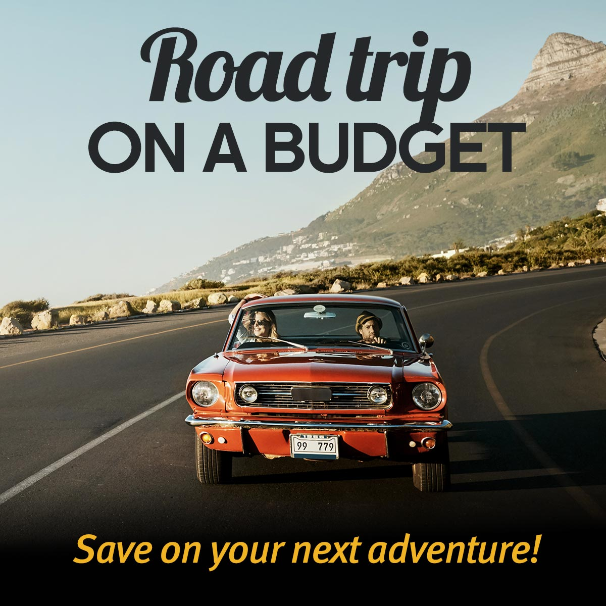 Road Trip on a Budget