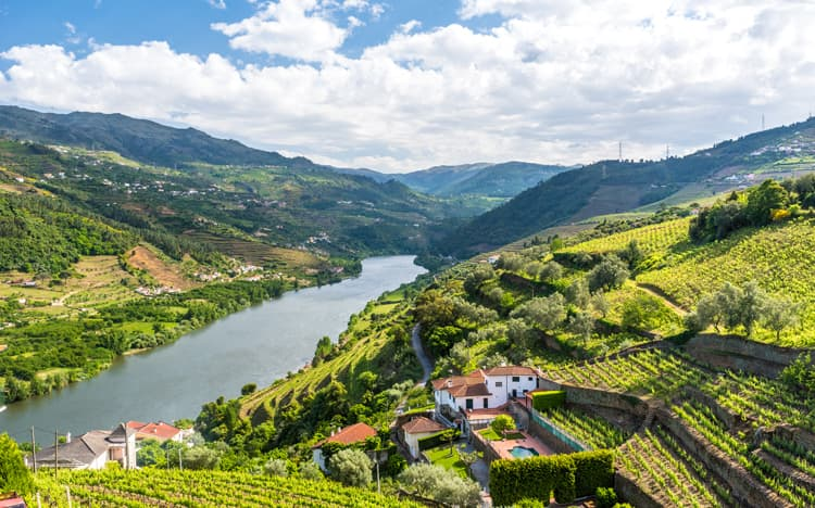 Portugal and the Douro River Cruise