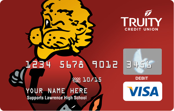The Lawrence High School Spirit Card supports Lawrence Public Schools