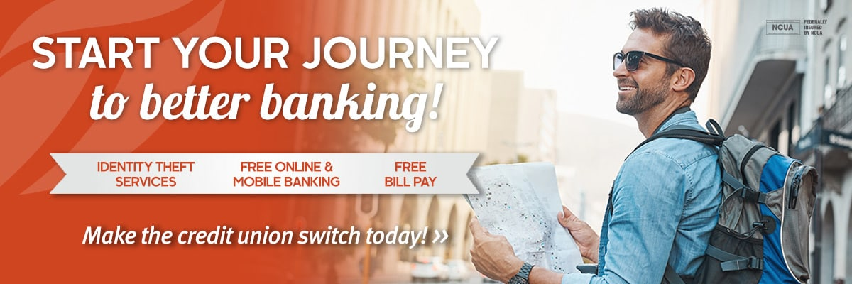 Start Your Journey to Better Banking