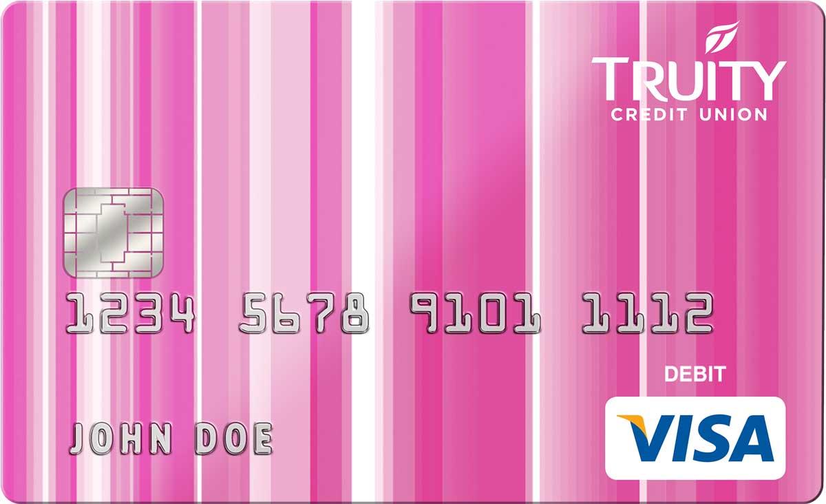 Card Designs - Truity Credit Union